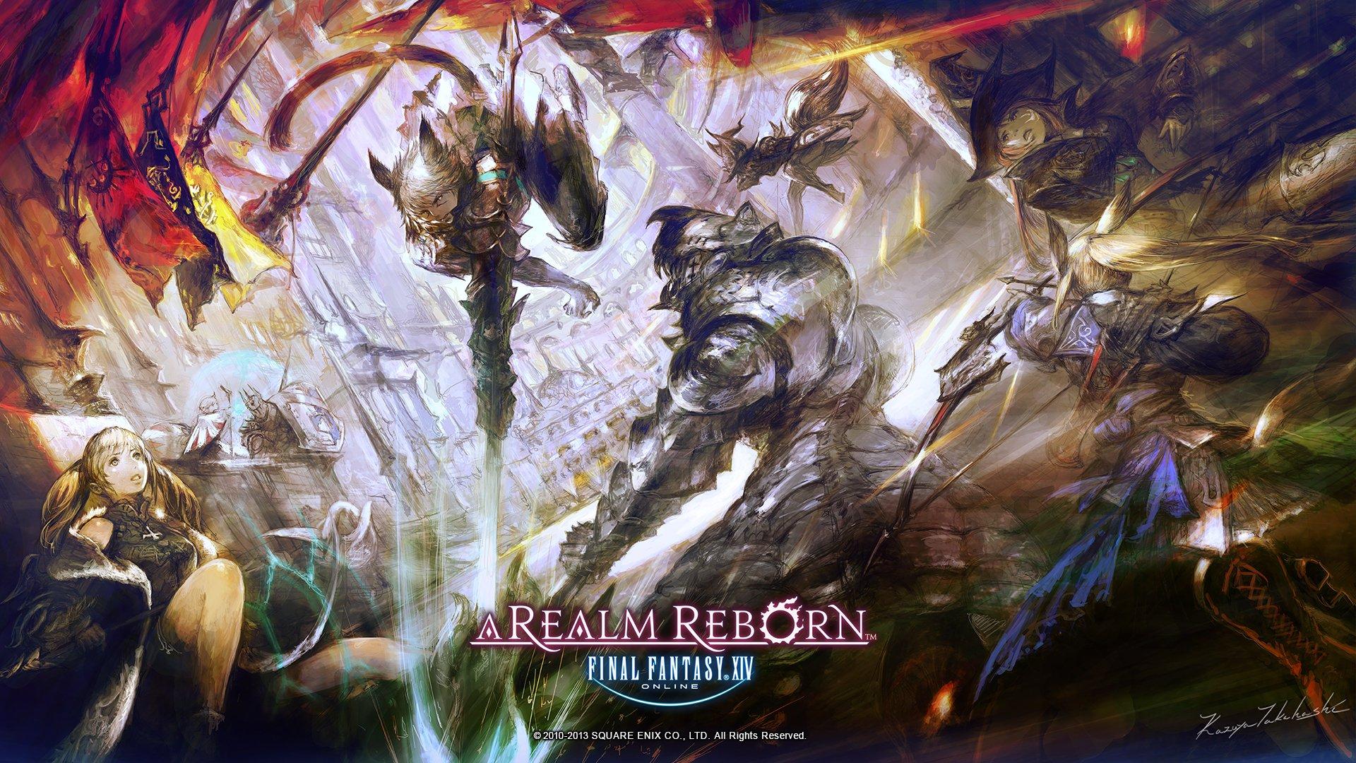 Realm Reborn